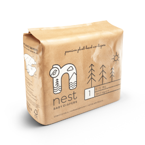 Nest diaper