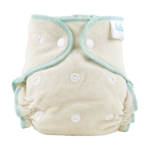 Fitted diaper